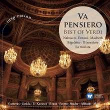 Giuseppe Verdi (1813-1901): Va pensiero - Best of Verdi, CD