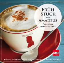 EMI Inspiration - Frühstück für Amadeus, CD