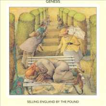 Genesis: Selling England By The Pound (remastered) (180g) (Limited Edition), LP