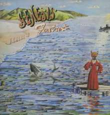 Genesis: Foxtrot (remastered) (180g) (Limited Edition), LP