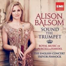 Alison Balsom - Sound the Trumpet, CD