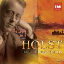 Gustav Holst (1874-1934): Gustav Holst - The Collector's Edition, 6 CDs