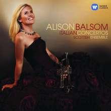 Alison Balsom - Italian Concertos (Arrangements), CD