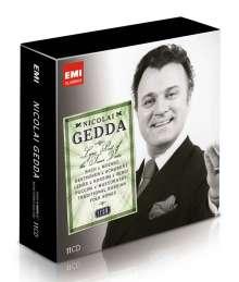 Nicolai Gedda - Lyric Poet of the Tenor Voice (Icon Series), 11 CDs