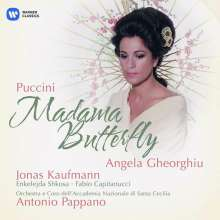 Giacomo Puccini (1858-1924): Madama Butterfly, 2 CDs