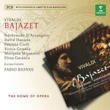 Antonio Vivaldi (1678-1741): Bajazet, 2 CDs