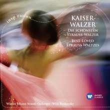 "Johann Strauss II (1825-1899): Walzer,Polkas,Ouvertüren ""Kaiserwalzer"", CD"
