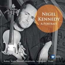 Nigel Kennedy - A Portrait, CD