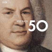 50 Best Bach, 3 CDs