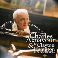 Charles Aznavour: With The Clayton Hamilton Jazz Orchestra, CD