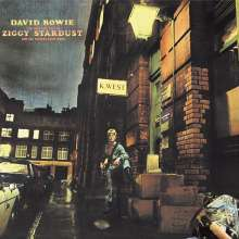 David Bowie: The Rise And Fall Of Ziggy Stardust And The Spiders From Mars (40th Anniversary Edition), CD