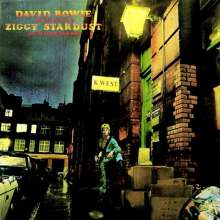 David Bowie: The Rise And Fall Of Ziggy Stardust And The Spiders From Mars (remastered) (180g) (40th Anniversary Limited Edition) (LP + Audio-DVD), 2 LPs