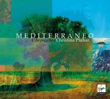 L'Arpeggiata & Christina Pluhar - Mediterraneo, 1 CD und 1 DVD