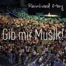 Reinhard Mey: Gib mir Musik (Live-Album zur Mairegen-Tournee 2011), 2 CDs