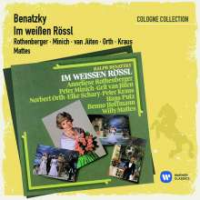 Ralph Benatzky (1884-1957): Im weissen Rössl (Ausz.), CD