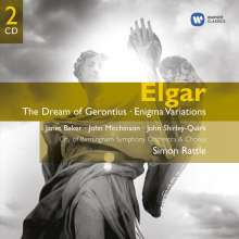 Edward Elgar (1857-1934): The Dream of Gerontius op.38, 2 CDs
