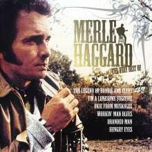 Merle Haggard: The Very Best Of Merle, 2 CDs