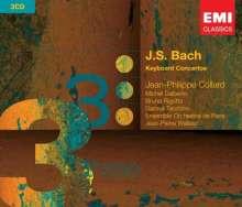 Johann Sebastian Bach (1685-1750): Klavierkonzerte BWV 1052-1058,1060-1065, 3 CDs