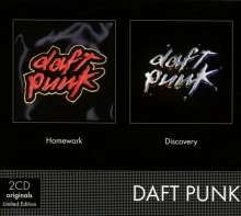 Daft Punk: Originals (Limited Edition), 2 CDs