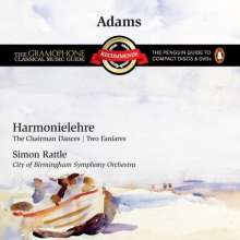 John Adams (geb. 1947): Harmonielehre, CD