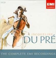 Jacqueline du Pre - The Complete EMI Recordings, 17 CDs