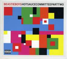 The Beastie Boys: Hot Sauce Committee Part 2, CD