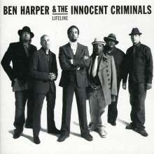 Ben Harper: Lifeline (Jewelcase), CD