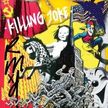 Killing Joke: Remixes, CD
