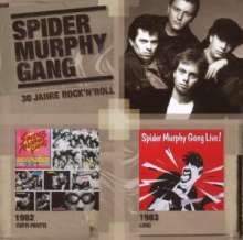 Spider Murphy Gang: Tutti Frutti / Live!, CD