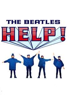 The Beatles: Help! (The Movie), 2 DVDs