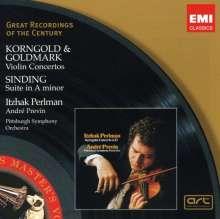 Erich Wolfgang Korngold (1897-1957): Violinkonzert op.35, CD