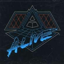 Daft Punk: Alive 2007, CD