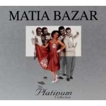 Matia Bazar: The Platinum Collection, 3 CDs