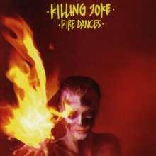Killing Joke: Fire Dances, CD