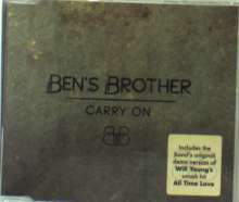 Ben's Brother: Carry On, Maxi-CD