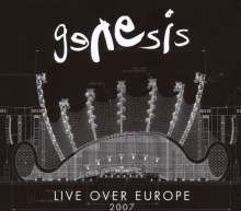 Genesis: Live Over Europe 2007, 2 CDs