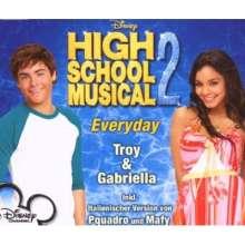 Troy And Gabriella: Everyday (Intl.Version), Maxi-CD