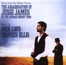 Filmmusik: The Assassination Of Jesse James By The Coward Robert Ford, CD