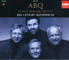 Alban Berg Quartett - The 20th Century Masterpieces, 3 CDs