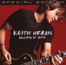 Keith Urban: Greatest Hits - Special Edition (CD + DVD), 1 CD und 1 DVD