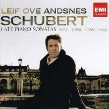 Franz Schubert (1797-1828): Klaviersonaten D.850,958-960, 2 CDs