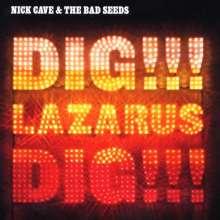Nick Cave & The Bad Seeds: Dig!!! Lazarus Dig!!! (Standard Version), CD