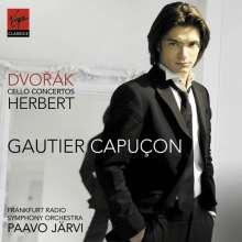 Victor Herbert (1859-1924): Cellokonzert Nr.2 e-moll, CD