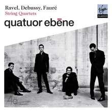 Quatuor Ebene - String Quartets, CD