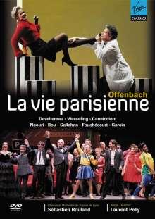 Jacques Offenbach (1819-1880): La Vie parisienne, DVD