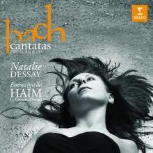 Johann Sebastian Bach (1685-1750): Kantaten BWV 51,82,199, CD