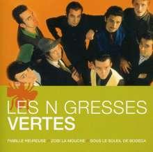 Les Négresses Vertes: L'Essentiel, CD