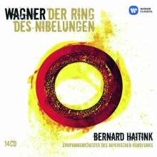 Richard Wagner (1813-1883): Der Ring des Nibelungen, 14 CDs