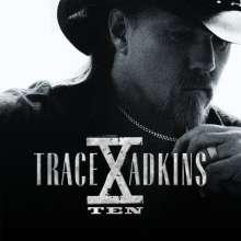 Trace Adkins: X (Ten), CD