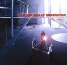 Van Der Graaf Generator: Trisector, CD